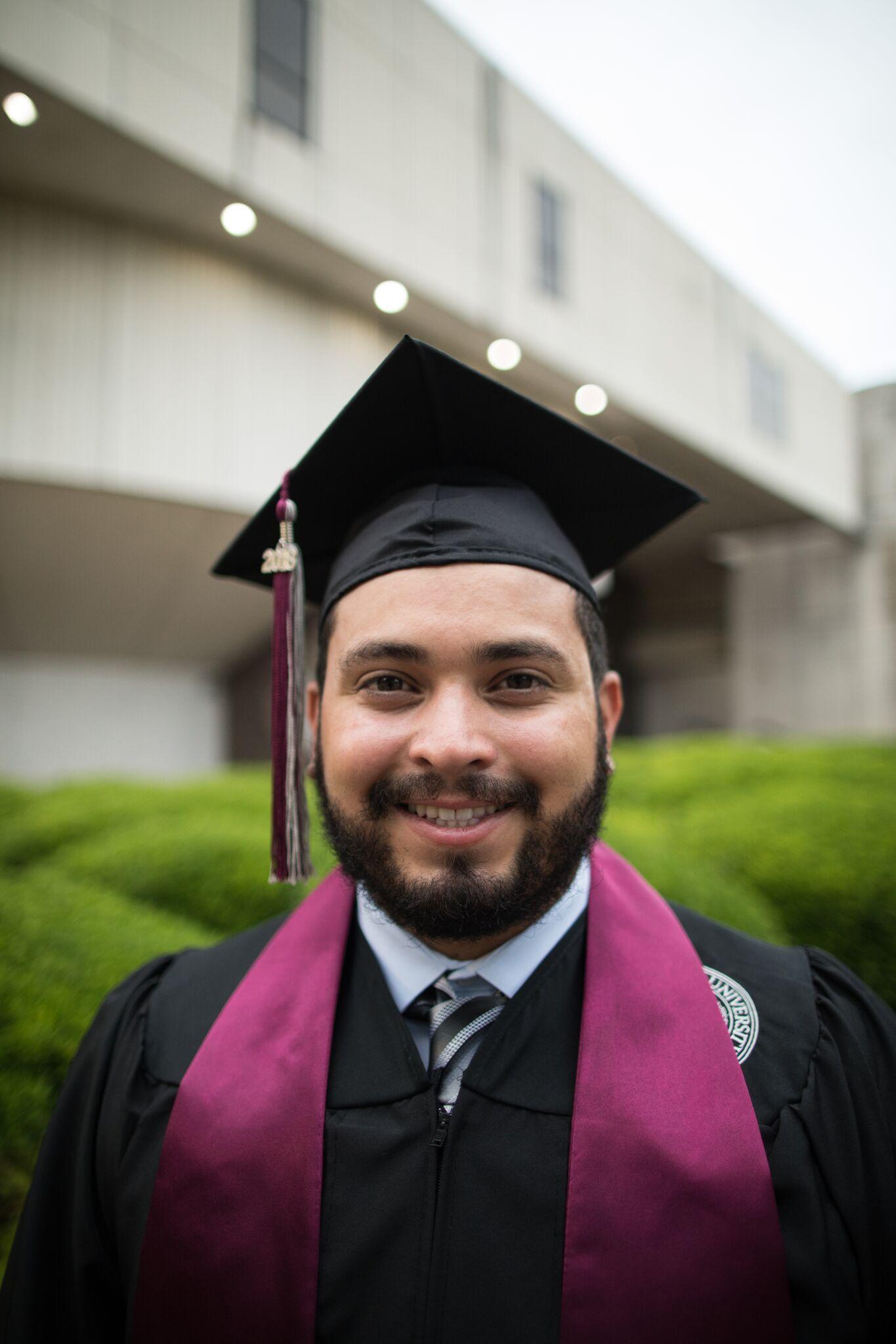 TSU Graduate Portrait