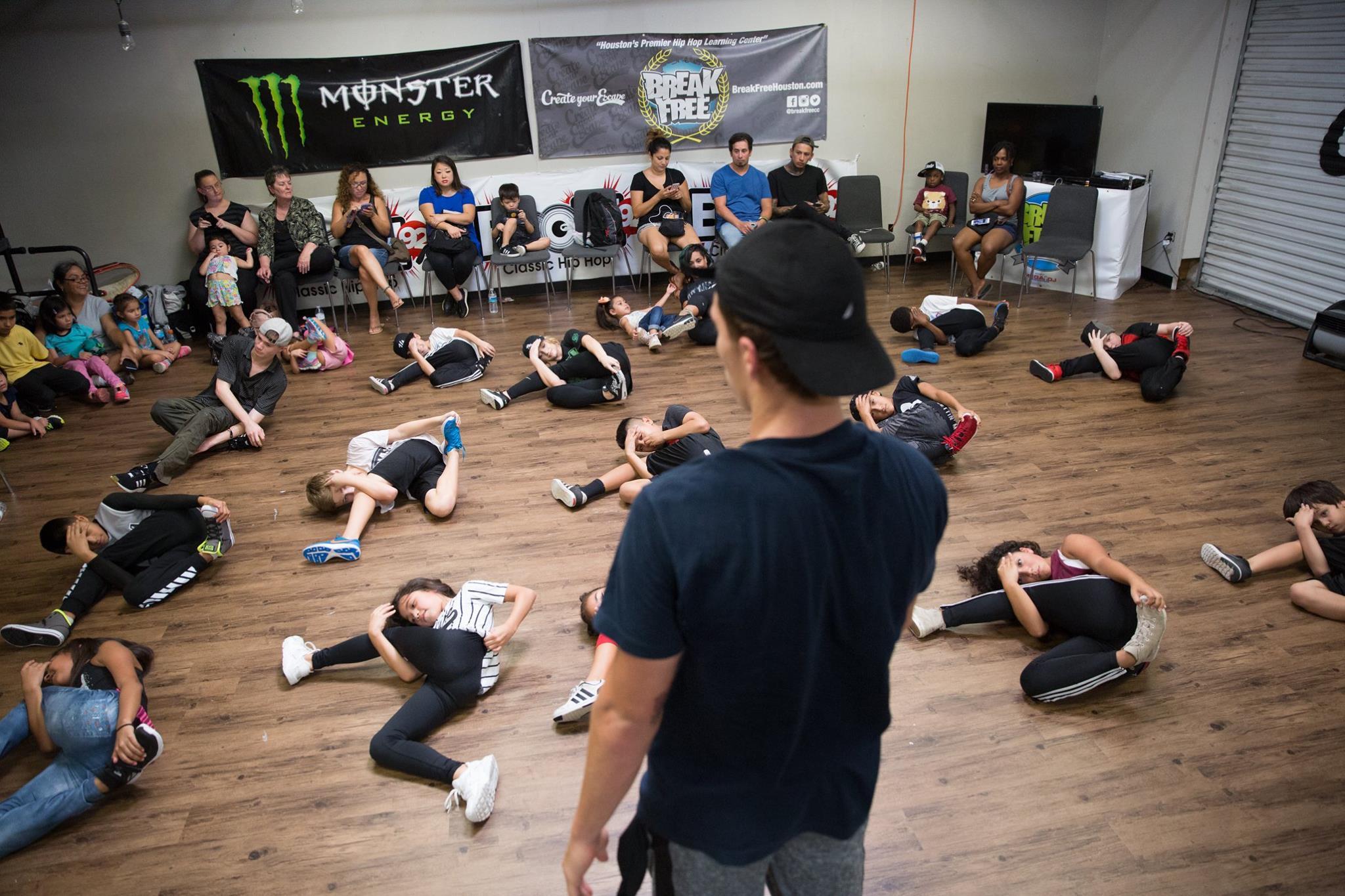 Break Free Hip-Hop School
