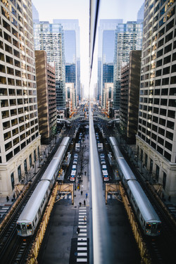 City view of Chicago