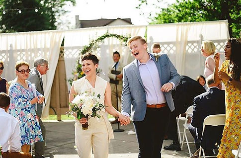 Love this wedding photo from last summer