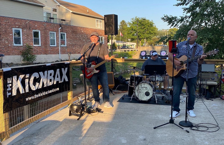 The Kickbax Band!