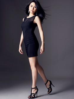Dr Tiffiny Yang FHM model