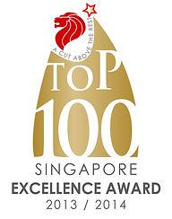 Top 100 Excellence Award