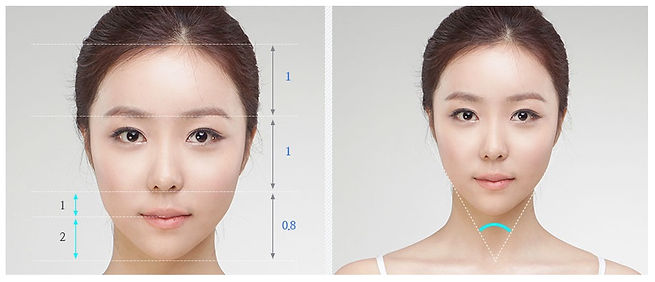 Chin Filler to have a proportionate V face Tifiny Yang Clinic BeautyTreatment