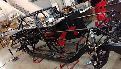 Bob Harris Enterprises Racecar Chassis