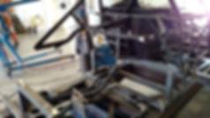 Bob Harris Enterprises Dirt Race Car Chassis Repair