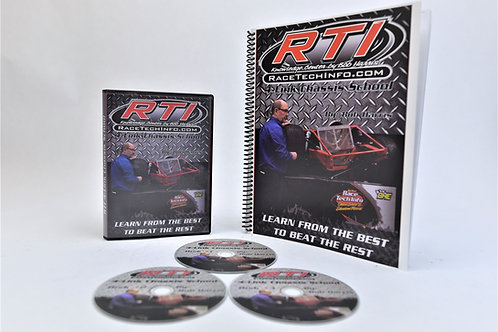 4-Link Race Tech Info Chassis Schools DVD