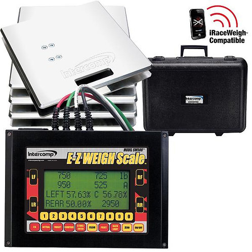 INTERCOMP WIRED SCALE SYSTEM