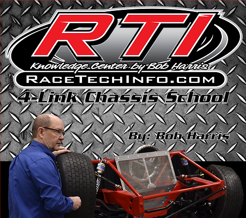 RTI RaceTechInfo 4-Link Chassis School DVD