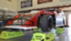 Bob Harris Enterprises Race Car Scale Stands