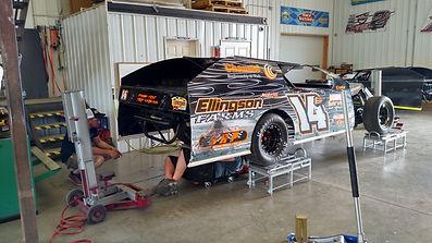 Bob Harris Enterprises Chassis Race Car Updates