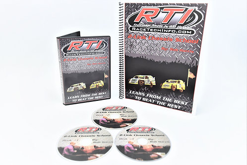 2-Link Race Tech Info Chassis Schools DVD