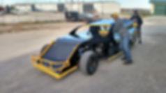 Bob Harris Enterprises New Chassis Updates