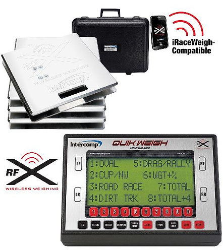INTERCOMP WIRELESS SCALE SYSTEM