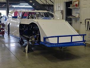Bob Harris Enterprises Race Car New Body