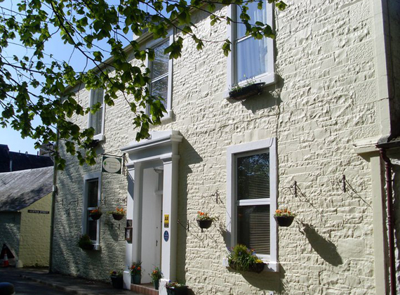 Limetree, Guest House Moffat, Bed &