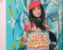 dj ju salty contratar evento corporativo social toca discos mulher