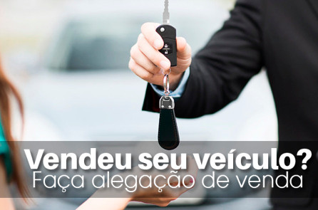 Comunique a venda de seu veículo ao Detran e evite possíveis transtornos