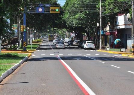 Prefeitura faz diagnostico que vai orientar o Plano de Mobilidade Urbana de Dourados