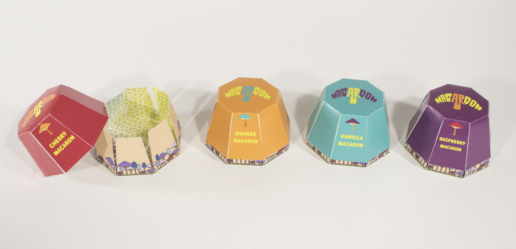 Individual Cookie Boxes