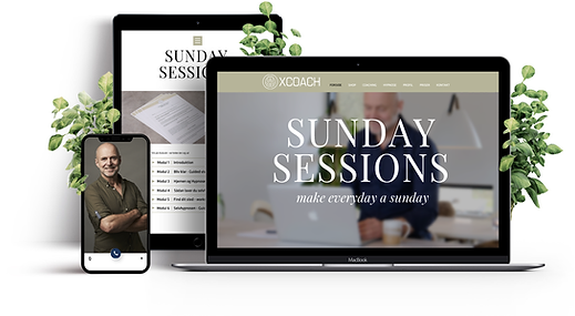 Sunday Sessions coaching og hypnose