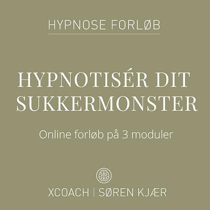Gavekort til Hypnotisér dit Sukkermonster onlineforløb