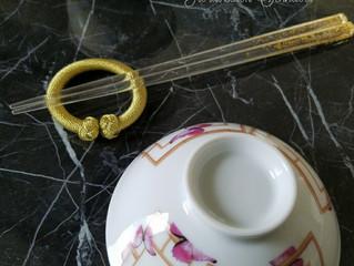 ポーセラーツ体験レッスン♡オリエンタルお茶碗