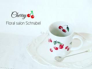 cherry♡マグカップ