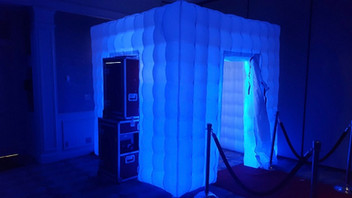 Photo Booths and Backdrops