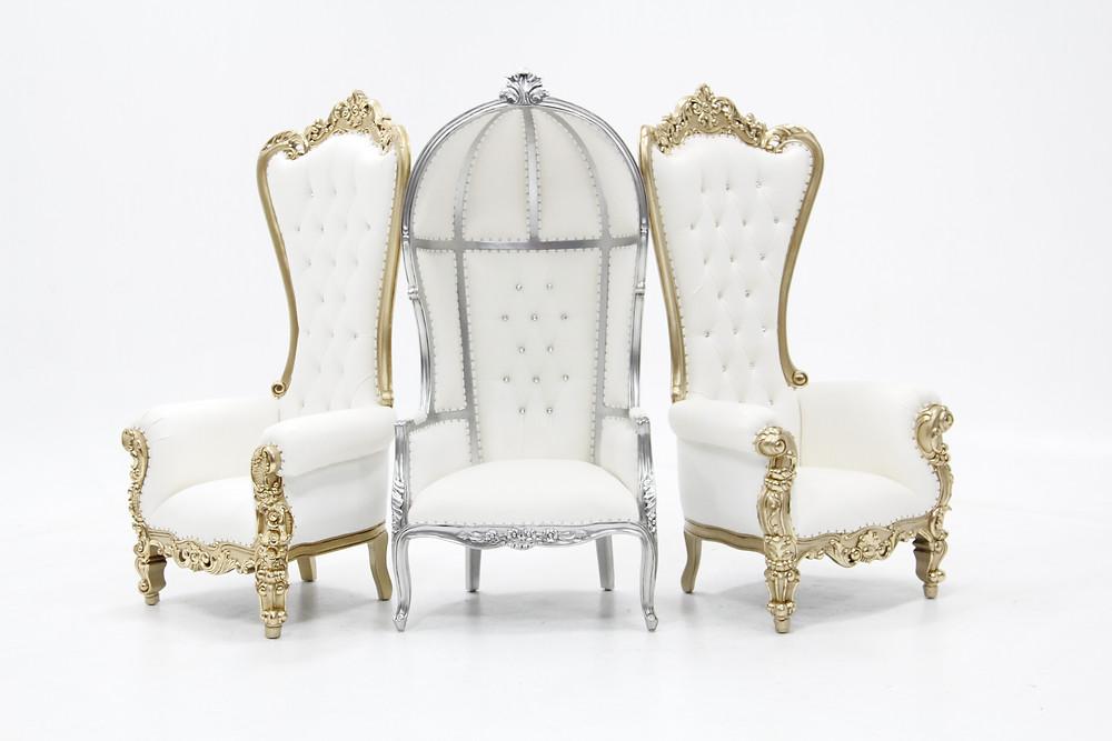 Throne rentals