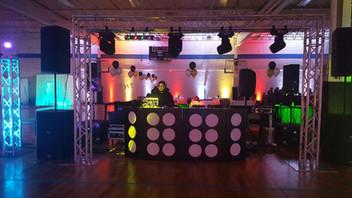 DJ, Sound and Hosting