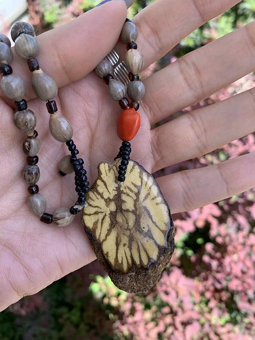 Shamanic Ayahuasca Necklace