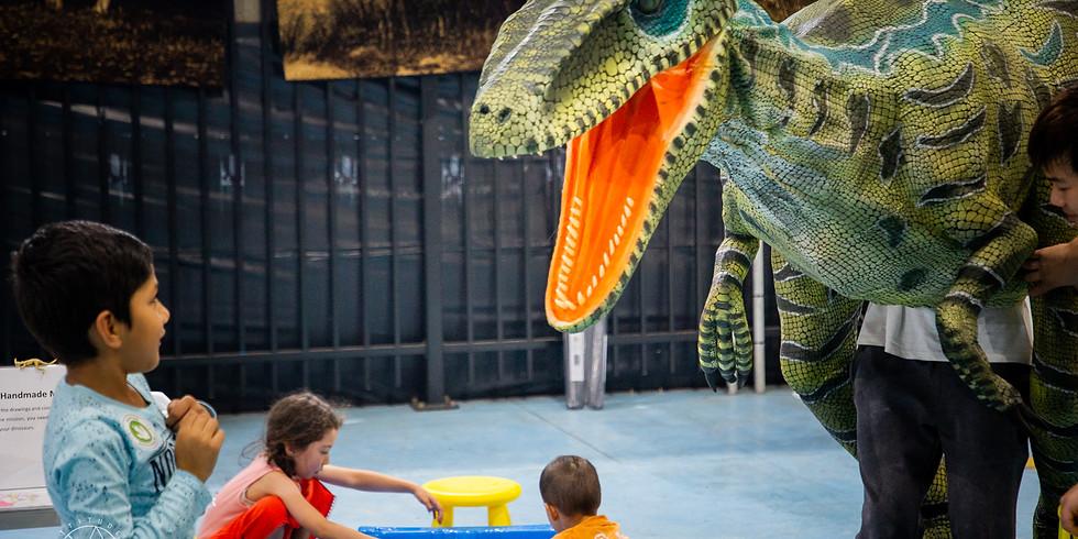 Dinosaur Playground Extended