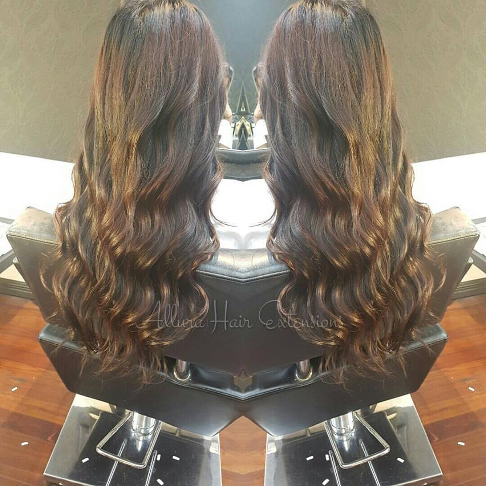 Tape Hair Extensions North Perth Allura Hair Extensions