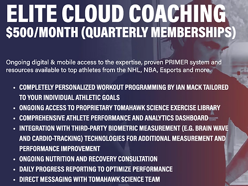 TS Cloud Coaching (3 Month Subscription)