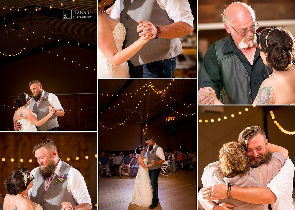 Brighton Acres Wisconsin Wedding Reception | Lanari Photography