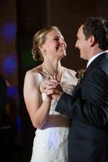Winter Wedding First Dance