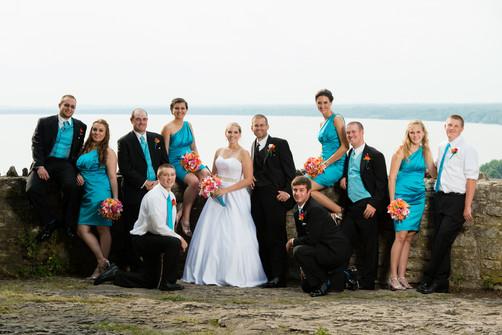 High Cliff State Park Wedding