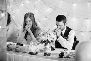 Wedding Dinner Prayer Homestead Meadows Appleton WI