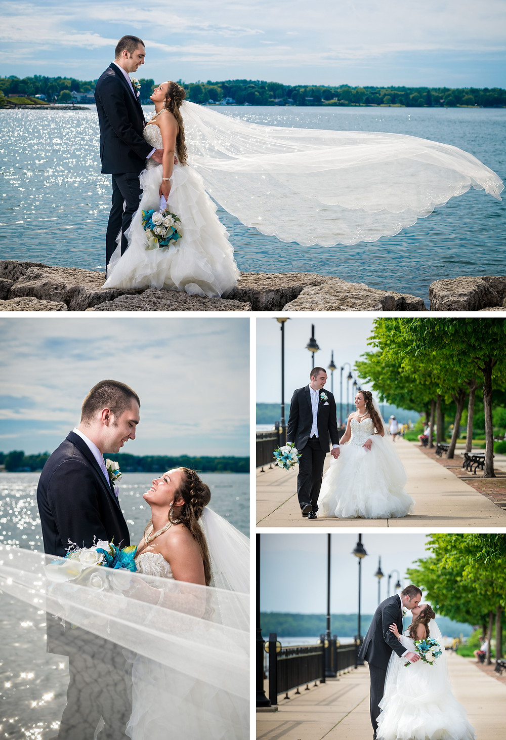 Door County Wedding Stone Harbor Lanari Photography