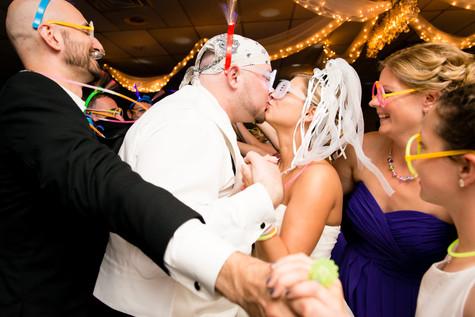 High Cliff Wedding Reception