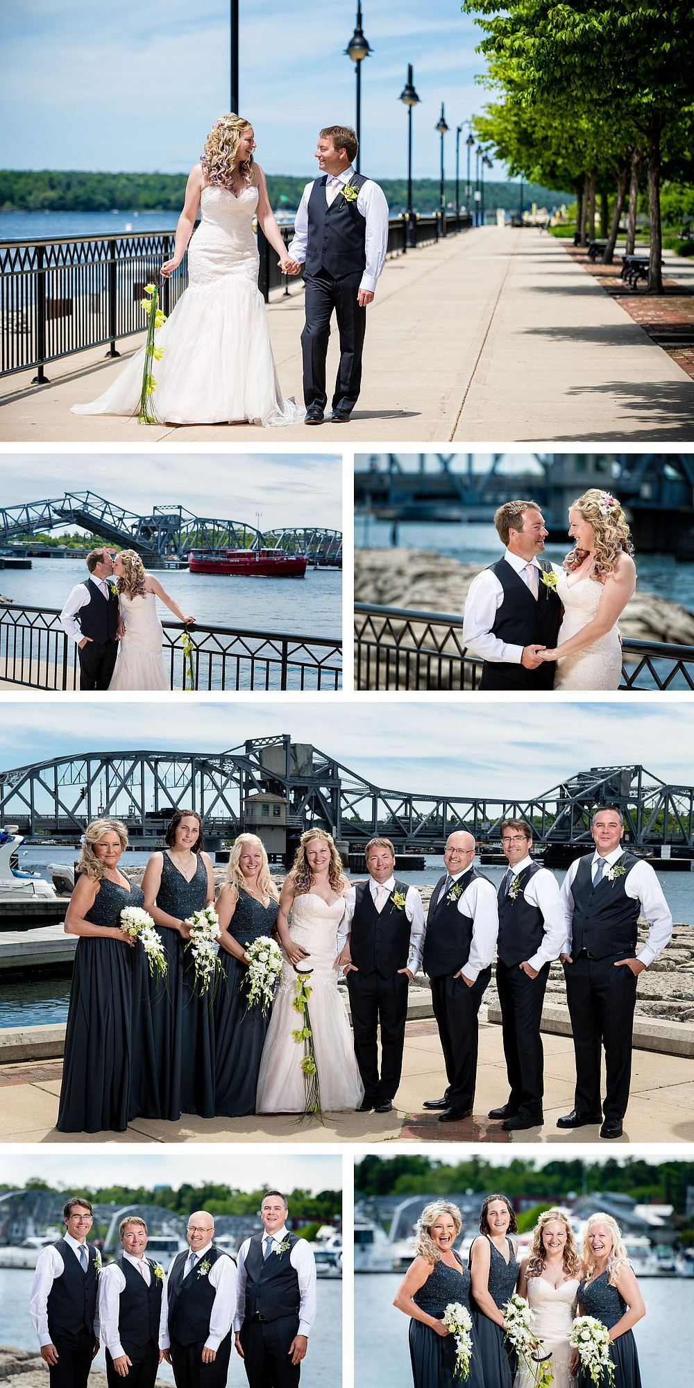 Stone Harbor Door County Wedding Photographer Lanari Photography