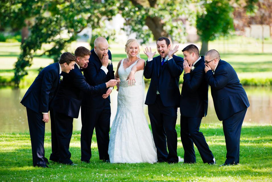South Park Oshkosh Wedding Party