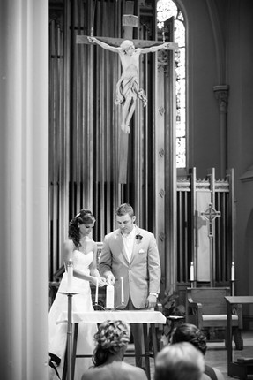Appleton Wisconsin St Joseph Wedding | Lanari Photography