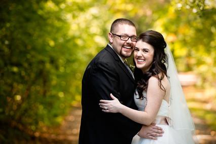 Fall Wedding Portrait Appleton WI