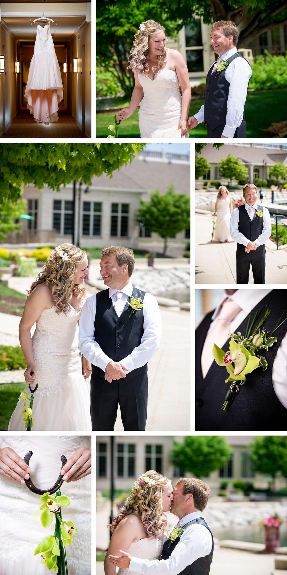 Stone Harbor Sturgeon Bay Wisconsin Wedding Photography