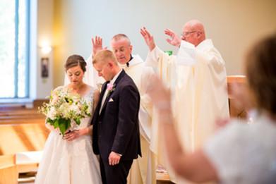 Wedding Blessing, Catholic Wedding Ceremony