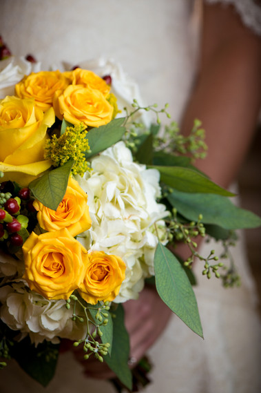 Bridal Bouquet by Bank of Flowers Menomonee Falls WI