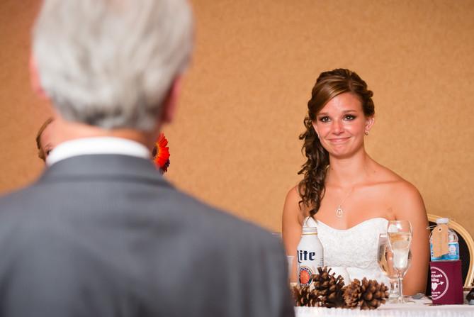 Tundra Lodge Wedding Reception