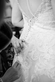 Bride Preparations Detail, DePere Wisconsin